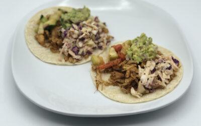 Tacos Mushroom Carnita